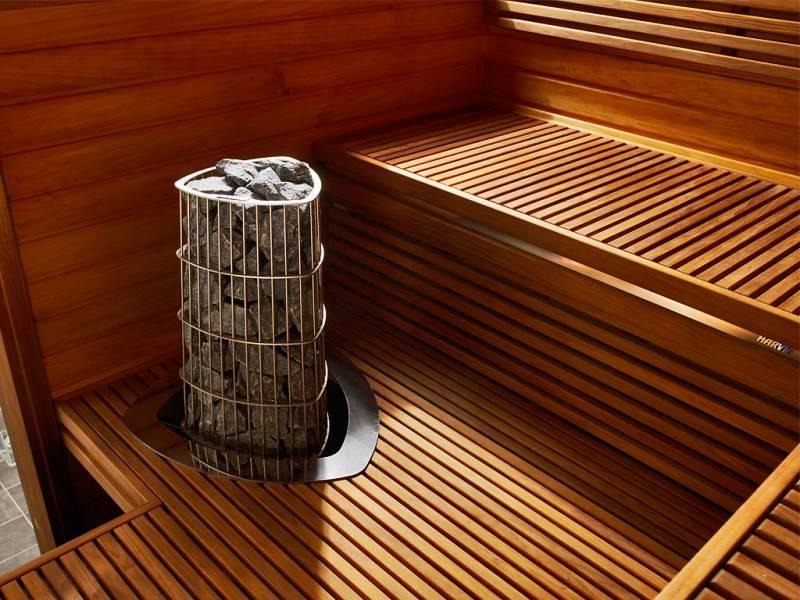 harvia-sauna